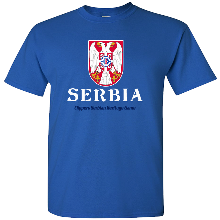 Serbian Culture Night Promo shirt