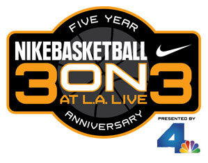 Nike3on3 Basketball Main Header