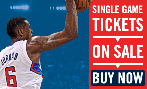 Buy Single Game Tickets Here
