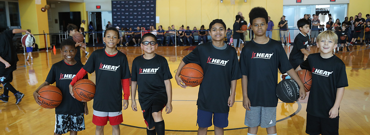 HEAT Camp - Kids
