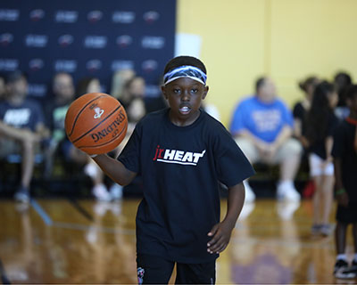 Jr. Heat Leagues