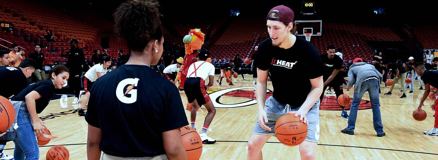 HEAT Camp - Kelly Olynyk