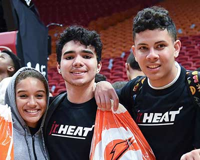 Jr. Heat Home