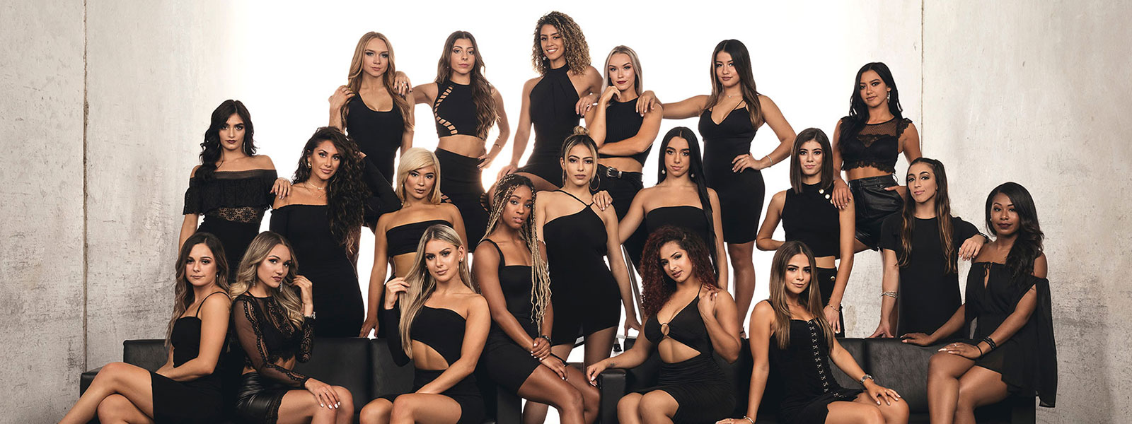 2019-20 Miami HEAT Dancers