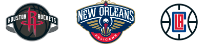 Red Plan Highlight Games - Rockets, Pelicans, Clippers