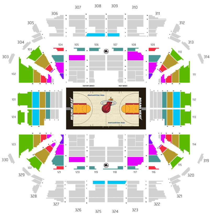Miami HEAT Season Ticket Memberships | Miami Heat