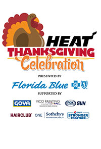 HEAT Thanksgiving Celebration