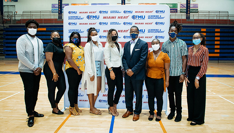 HEAT Partners with FMU