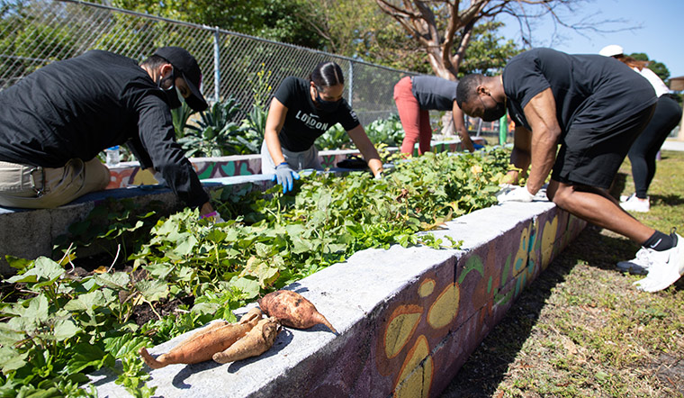 HEAT Partners with Health in the Hood