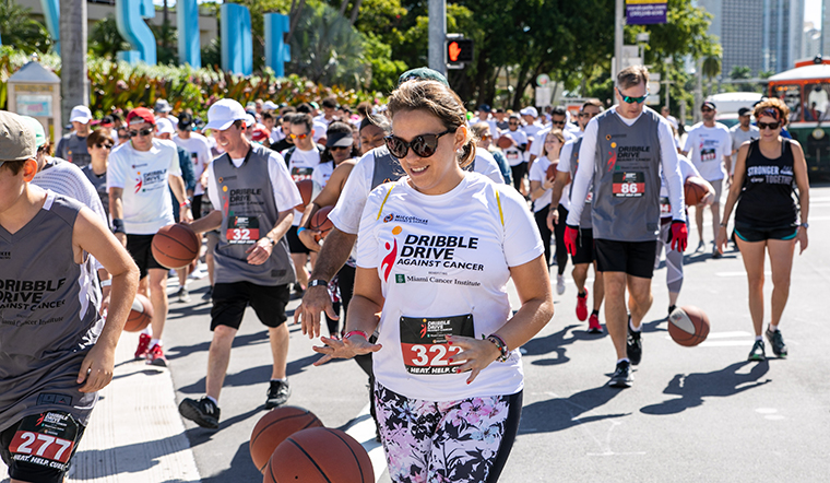 Dribble Drive Against Cancer