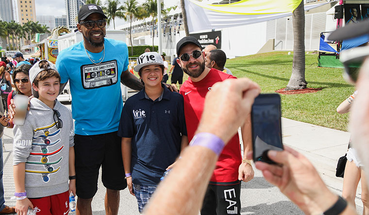 Miami Heat Family Festival