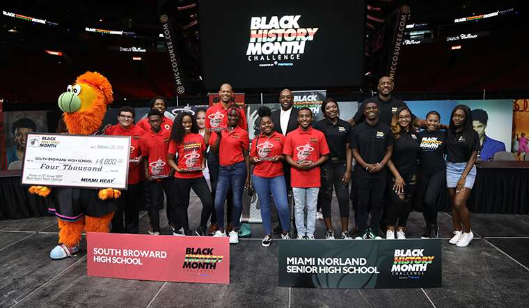 10th Annual Black History Month Challenge