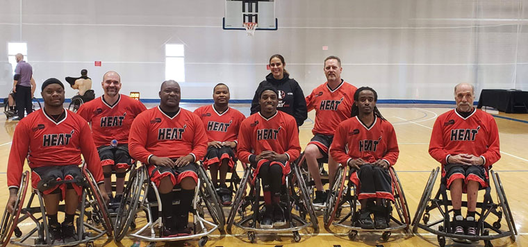 HEAT Wheels Team