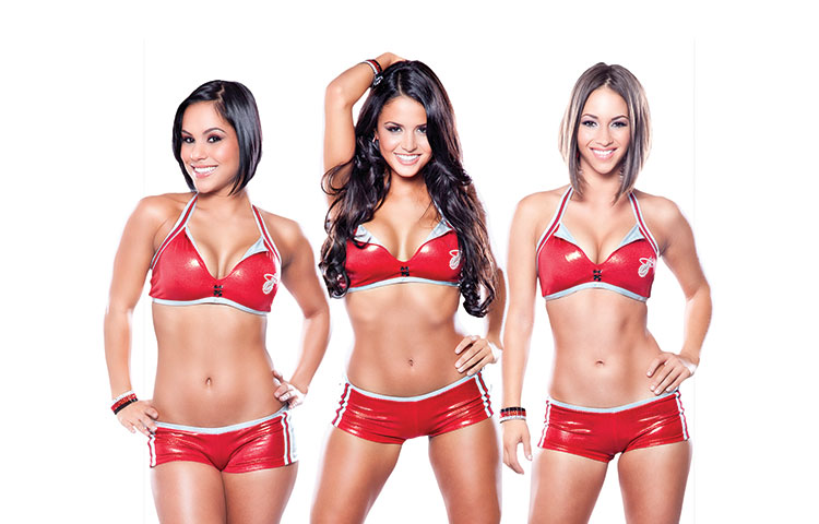 HEAT Dancer Alumnae