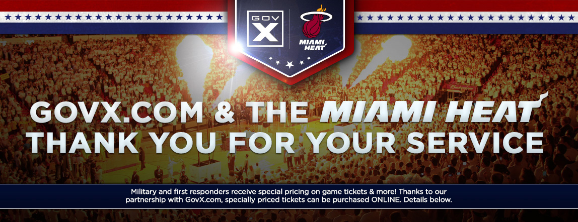 GovX partners with the Miami HEAT