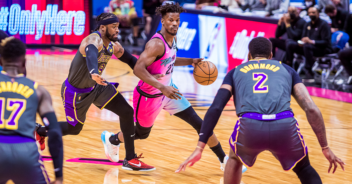 HEAT Bounce Back Defeat Lakers 110-104