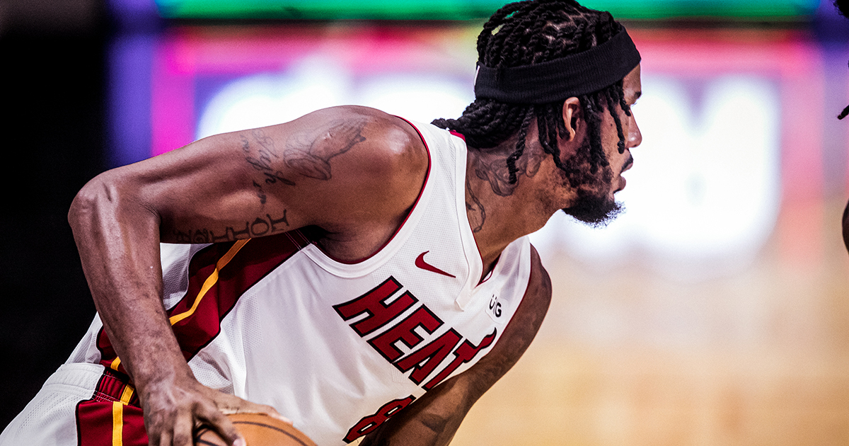 """Trevor Ariza: """"Nothing That's Worth Having Has Been Extremely Easy""""   Miami Heat"""