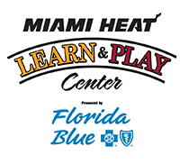 Miami HEAT Learn and Play Centers Logo