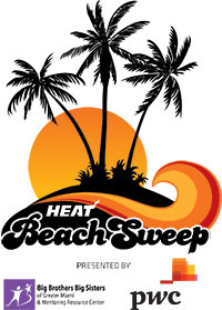 HEAT Beach Sweep