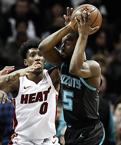 Josh Richardson, Kemba Walker
