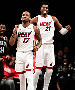 Rodney McGruder, Hassan Whiteside