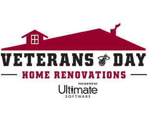 VETERANS DAY HOME RENOVATIONS