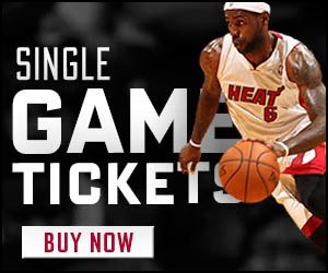 Single Game Tickets