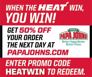 Papa John's Pizza Cyber Monday 50% Off Regular Price Orders including Wings - PJ50OFF. Get Deal. 50% Off. COUPON 4 Used Today. Get 50% off all menu items when you order online with this Papa John's coupon code. Arizona location only. Expired 09/03/ .