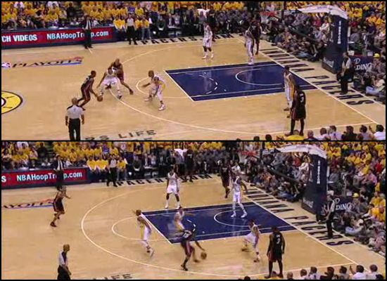 Battier Setting Screen and Popping Out