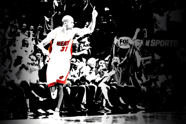 Miami Heat Mind Over Matter: Shane Battier