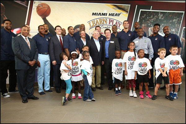 NBA Cares Learn & Play Center at The Joe Celestin Center