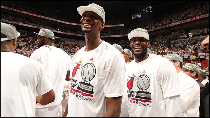 HEAT Pacers Image