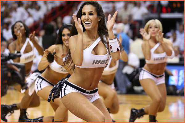 HEAT Dancer Ashley
