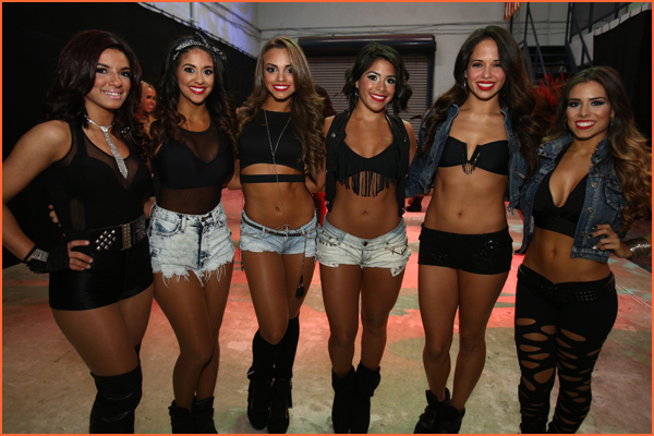 Miami Heat Dancers 2014 Roster The 2013-14 Miami Heat Dancers