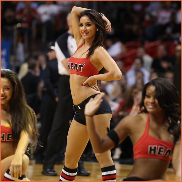 HEAT Dancer Image