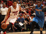 Magic vs HEAT