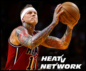 Watch HEAT Videos on the HEATv Network