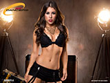 HEAT Dancer Gabriela Wallpaper