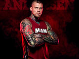 Miami RED Chris Andersen Wallpaper
