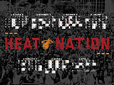 2014-15 Miami HEAT Schedule Wallpaper