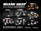 HEAT: 2015-16 Wallpaper Collection | Miami Heat