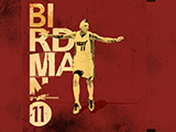 Chris Andersen Name Collection Wallpaper