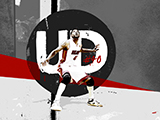 Udonis Haslem Name Collection Wallpaper