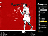 Shane Battier Name Collection Calendar Wallpaper