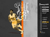 Norris Cole Name Collection Calendar Wallpaper