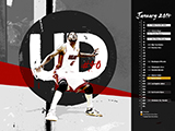 Udonis Haslem Name Collection Calendar Wallpaper