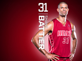 Shane Battier Red Zone Wallpaper
