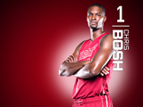 Chris Bosh Red Zone Wallpaper