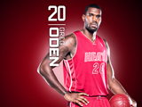 Greg Oden Red Zone Wallpaper