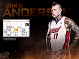 Chris Andersen March Wallpaper